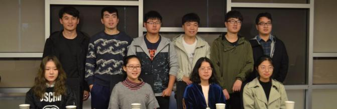 Chinese Student Scholars